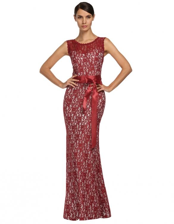 a43927791f1 dlouhé elegantní krajkové šaty