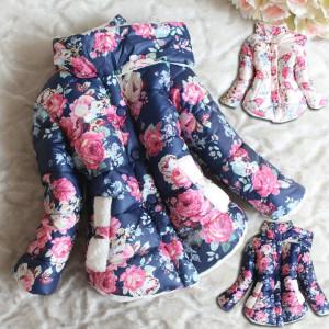 detska-kvetovana-modni-zimni-bunda