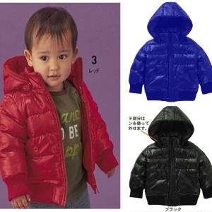 detska-burtikata-zimni-bunda-s-kapuci
