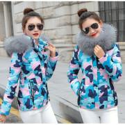 damska-modra-maskacova-zimni-bunda-1